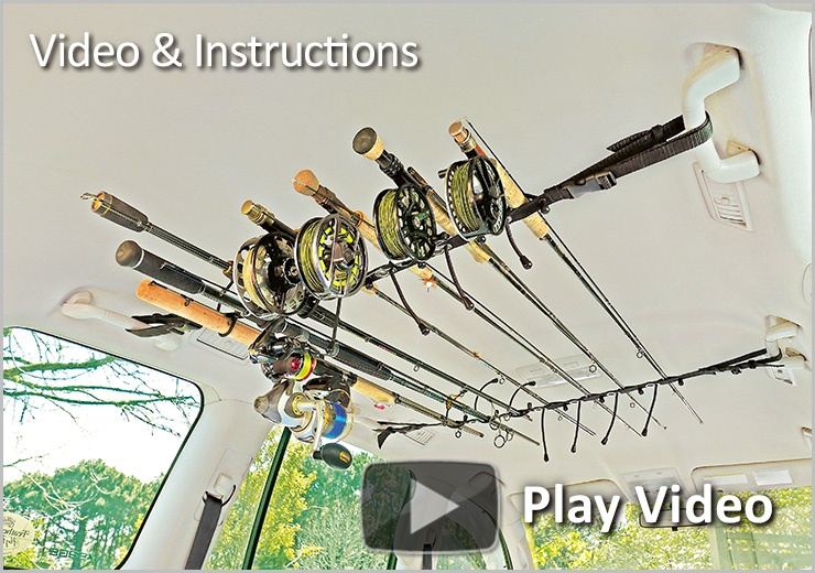 Rod Rack Video & Instructions