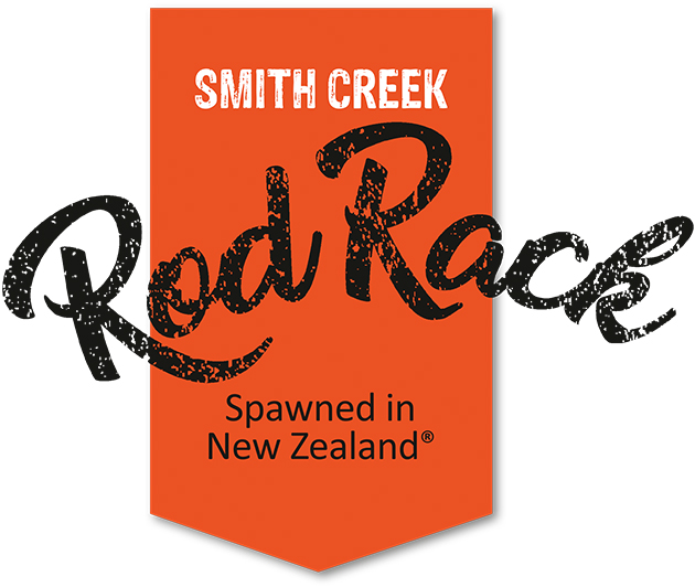 Smith Creek Rod Rack™ Spawned in New Zealand